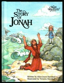 Image for The Story of Jonah (An Alice in Bibleland Storybook)