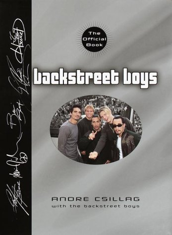 Image for Backstreet Boys: The Official Book