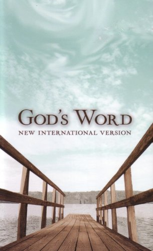 Image for God's Word [Holy Bible]: New International Version (NIV) 933
