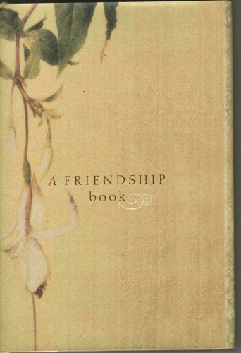 Image for A Friendship Book