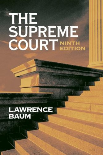 Image for The Supreme Court, 9th Edition