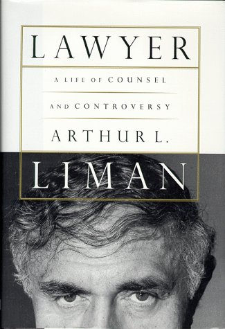 Image for Lawyer : A Life of Counsel and Controversy