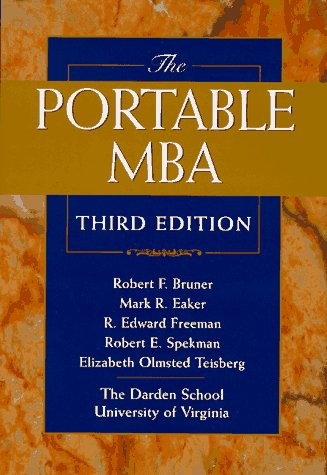 Image for The Portable MBA (Portable MBA Series)