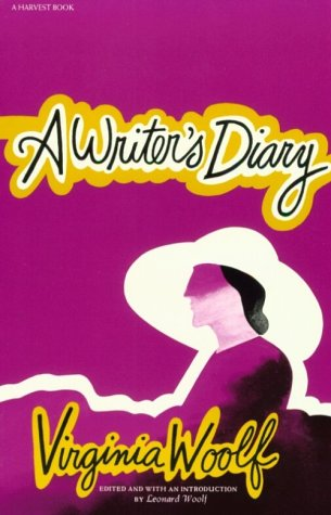 Image for A Writer's Diary: Being Extracts from the Diary of Virginia Woolf